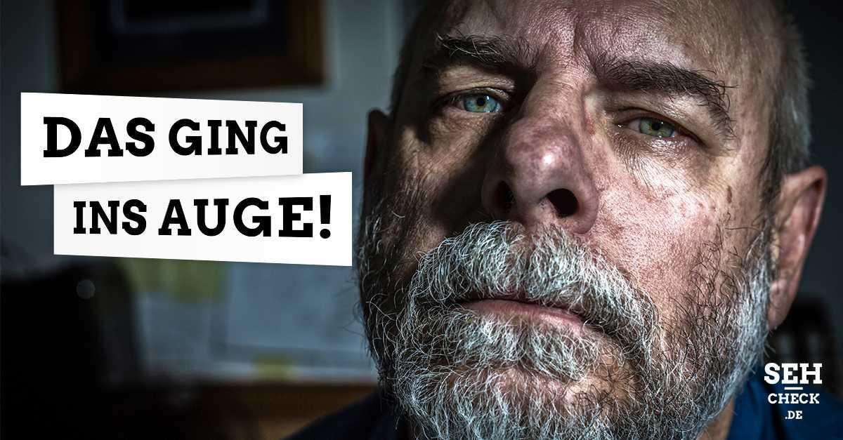 Schweißblende und Verblitzung – Was tun bei verblitzten Augen?