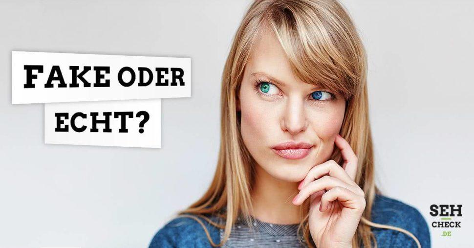 Heterochromie: Wieso haben manche Menschen zwei Augenfarben?