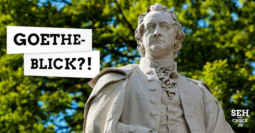 Goethe-Blick